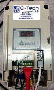 VFD Inverter (Delta Motor Drive)
